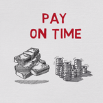 Loans pay on time